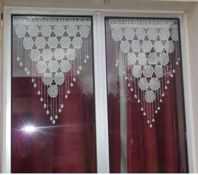 Crochet Curtain Patterns Part 9