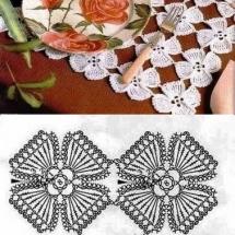 Home Decor Crochet Patterns Part 75