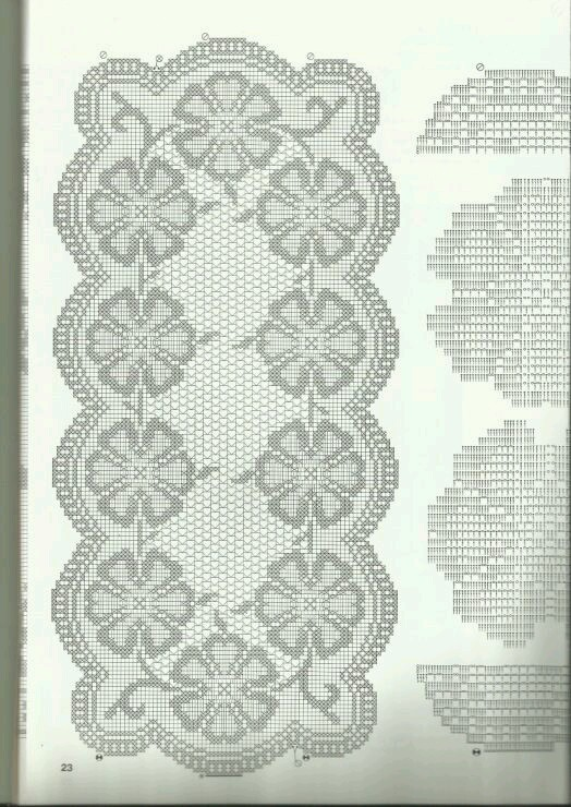 Croatia Knitting Patterns : ... Patterns Part 75 Beautiful Crochet Patterns and Knitting Patterns
