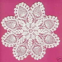 Home Decor Crochet Patterns Part 78