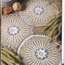 Home Decor Crochet Patterns Part 80
