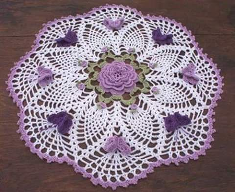 Home Decor Crochet Patterns Part 81 Beautiful Crochet Patterns and ...