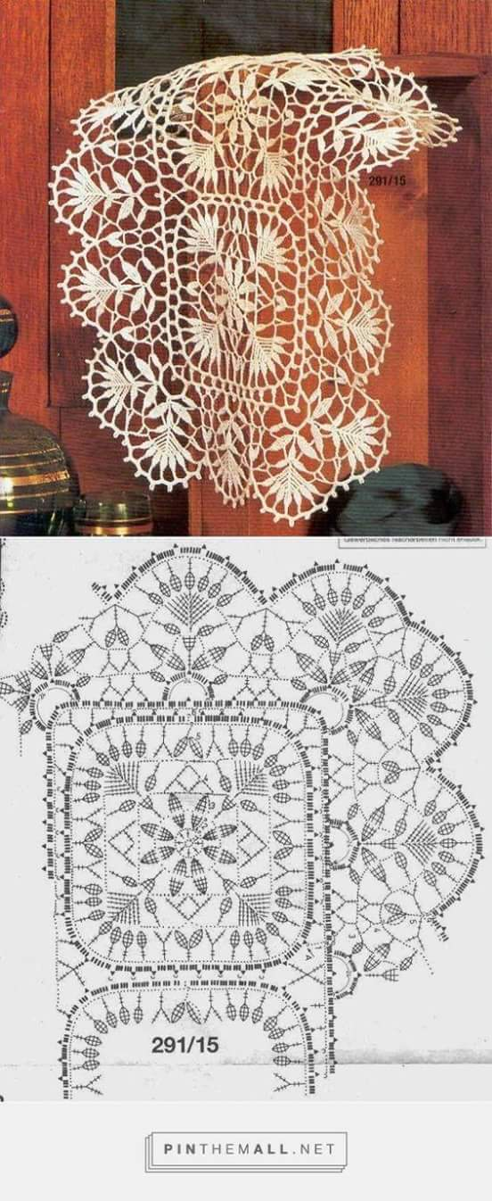 Home Decor Beautiful Crochet Patterns And Knitting Patterns