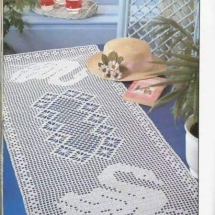 Home Decor Crochet Patterns Part 84
