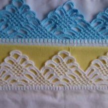 Lace Edging Crochet Patterns Part 10