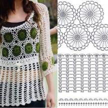New Woman's Crochet Patterns Part 100