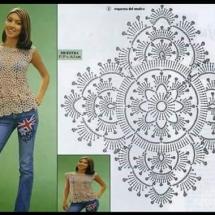 New Woman's Crochet Patterns Part 89