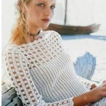 New Woman's Crochet Patterns Part 90