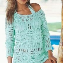New Woman's Crochet Patterns Part 94