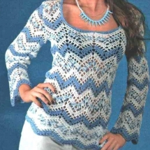 New Woman's Crochet Patterns Part 95