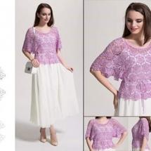 New Woman's Crochet Patterns Part 96