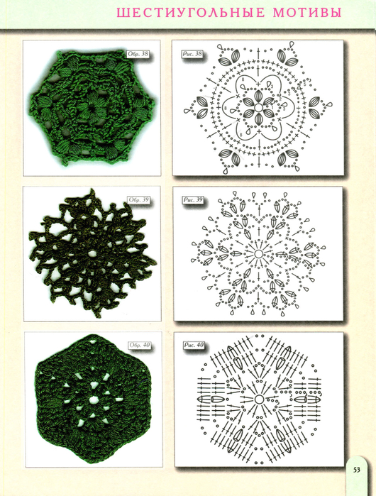 Crochet Patterns - Examples 2016 Beautiful Crochet Patterns and ...