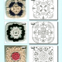 Crochet Patterns – Examples Part 15