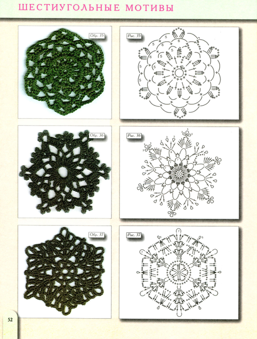 Crochet Pattern Examples : Free Crochet Patterns ? Examples Beautiful Crochet ...