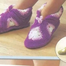 Free Crochet Sock Patterns Part 8