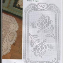 Home Decor Crochet Patterns Part 100