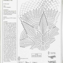 Home Decor Crochet Patterns Part 89