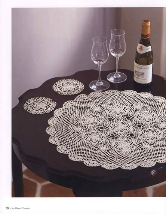 Free Crochet Patterns For Home Decor : Free Home Decor Crochet Patterns Beautiful Crochet ...