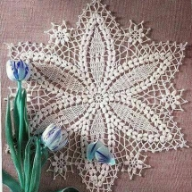 Home Decor Crochet Patterns Part 99
