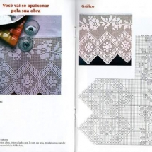 Lace Edging Crochet Patterns Part 12