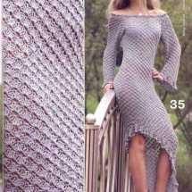 New Woman's Crochet Patterns Part 115