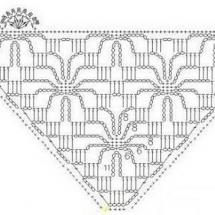 Shawl Crochet Patterns Part 17