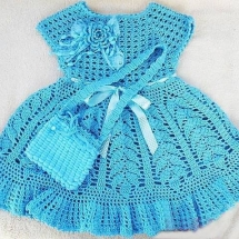 Baby Crochet Patterns Part 26