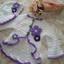 Baby Crochet Patterns Part 27