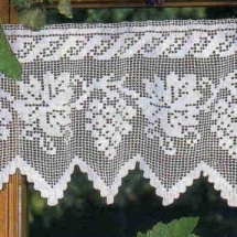 Crochet Curtain Patterns Part 12