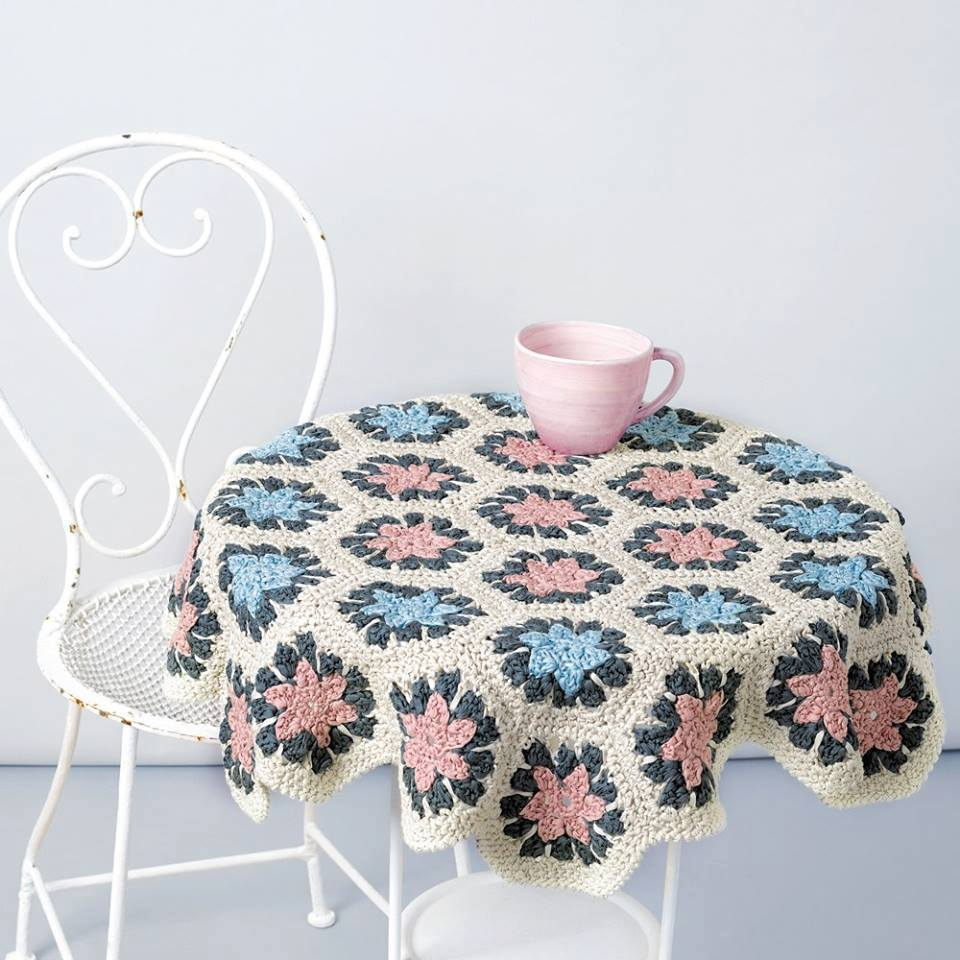 Decorative Crochet : Decor Crochet Patterns Part Beautiful Crochet with Home Decor Crochet ...