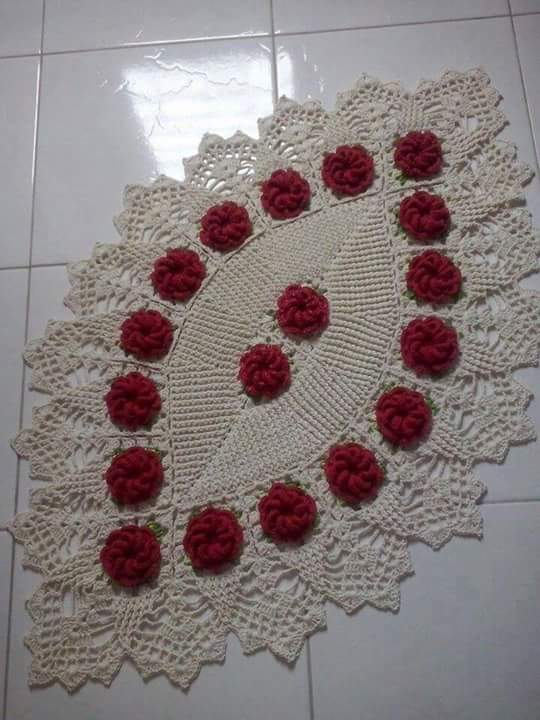 Home Decor Crochet Patterns Part 106 Beautiful Crochet