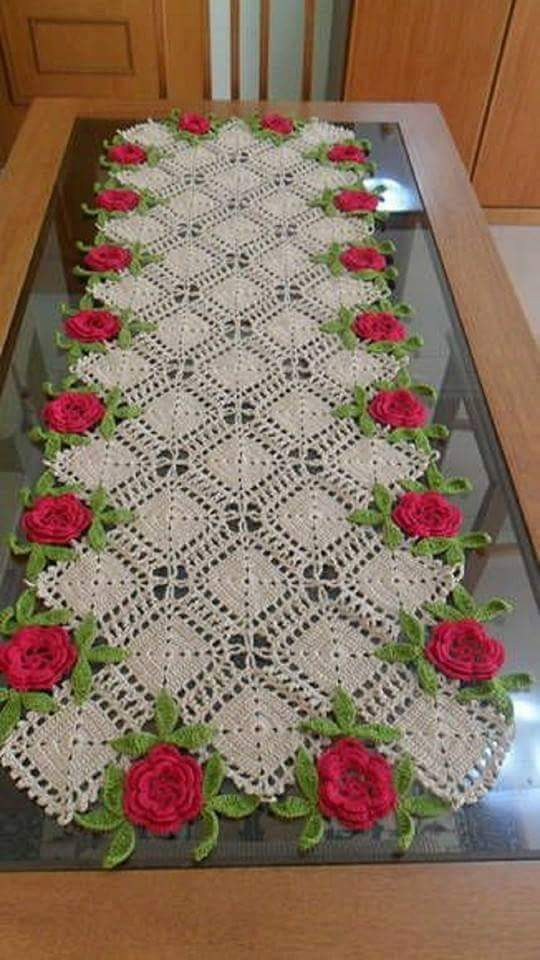 Home Decor Crochet Patterns Part 106 Beautiful Crochet