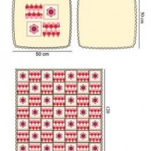 Home Decor Crochet Patterns Part 107