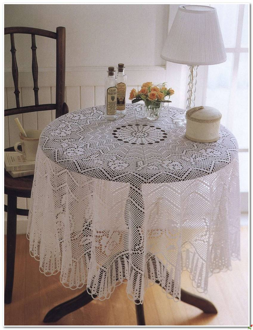 Home decor crochet patterns part 108 beautiful crochet for Crochet decorations for home