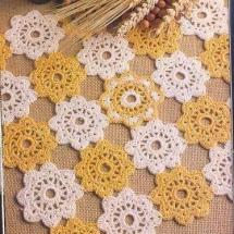 Home Decor Crochet Patterns Part 111