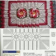 Home Decor Crochet Patterns Part 116