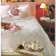 Crochet Bedspread Patterns Part 14