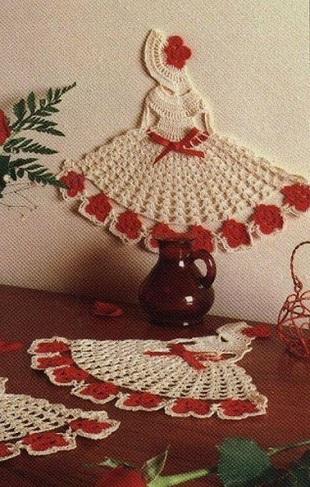 Dolls Beautiful Crochet Patterns And Knitting Patterns