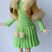 Dolls Crochet Patterns Part 6