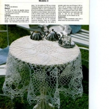 Home Decor Crochet Patterns Part 118