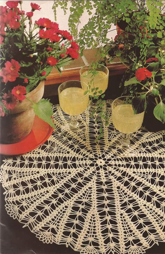 Crochet beautiful crochet patterns and knitting patterns for Crochet decorations for home