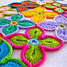 Home Decor Crochet Patterns Part 119