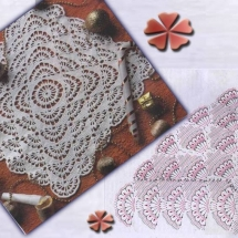 Home Decor Crochet Patterns Part 121