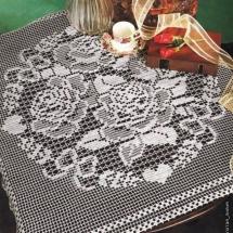 Home Decor Crochet Patterns Part 122