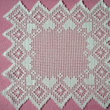 Home Decor Crochet Patterns Part 123