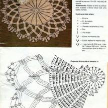 Home Decor Crochet Patterns Part 126