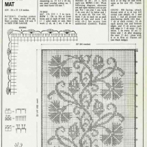 Home Decor Crochet Patterns Part 127