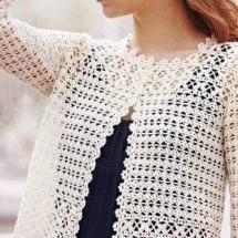 New Woman's Crochet Patterns Part 141