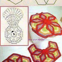 Bath Crochet Patterns Part 10