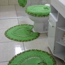 Bath Crochet Patterns Part 10 35